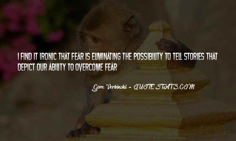 Gore Verbinski Quotes #229041