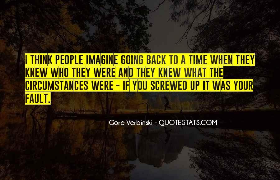 Gore Verbinski Quotes #298558