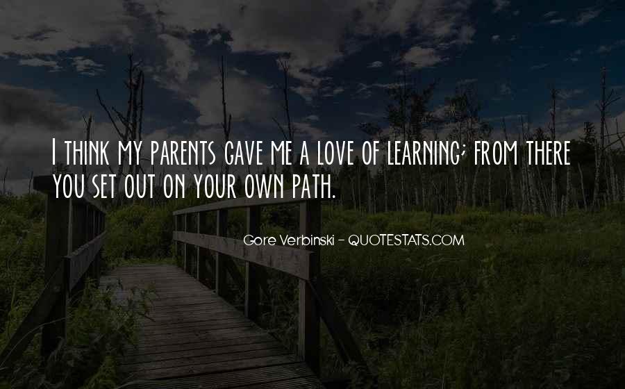 Gore Verbinski Quotes #417063