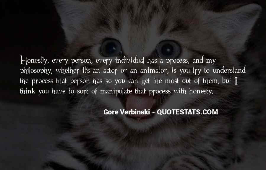 Gore Verbinski Quotes #448749