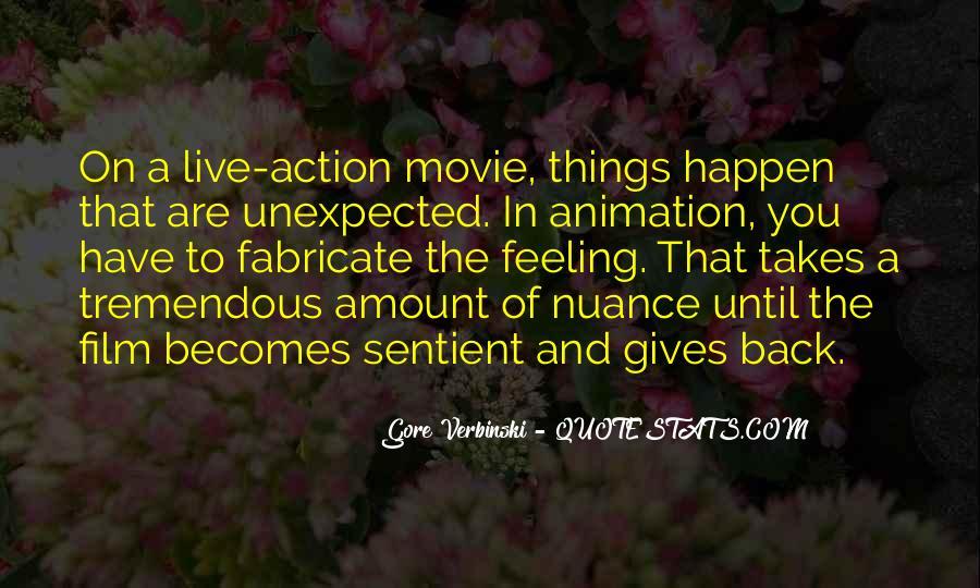 Gore Verbinski Quotes #485470