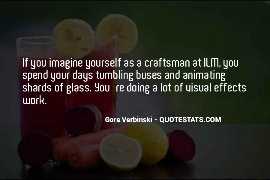 Gore Verbinski Quotes #97363
