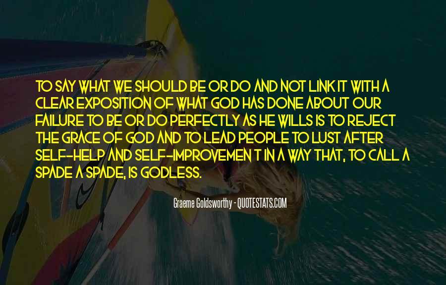 Graeme Goldsworthy Quotes #1179254