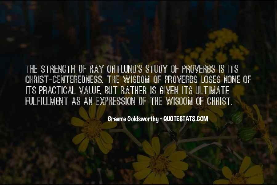 Graeme Goldsworthy Quotes #318145