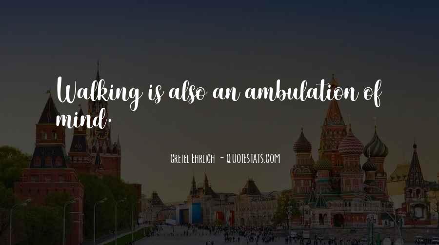 Gretel Ehrlich Quotes #1129025