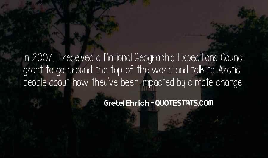 Gretel Ehrlich Quotes #1135927