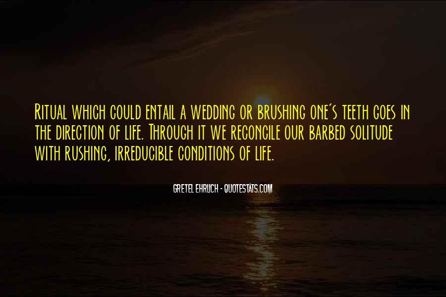 Gretel Ehrlich Quotes #1242710