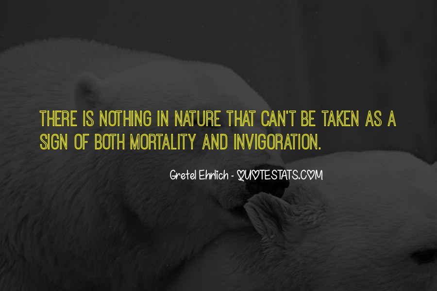Gretel Ehrlich Quotes #261558