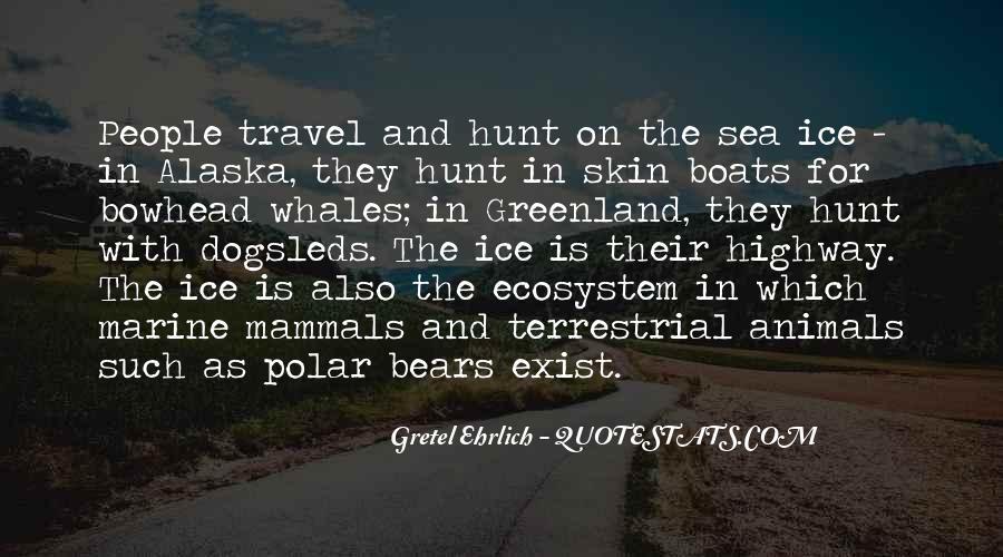 Gretel Ehrlich Quotes #320415