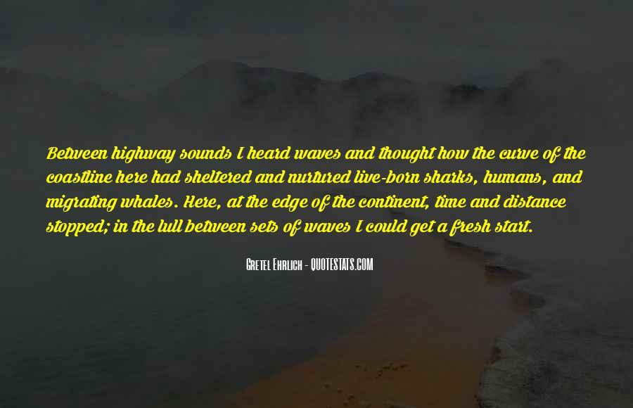 Gretel Ehrlich Quotes #50764