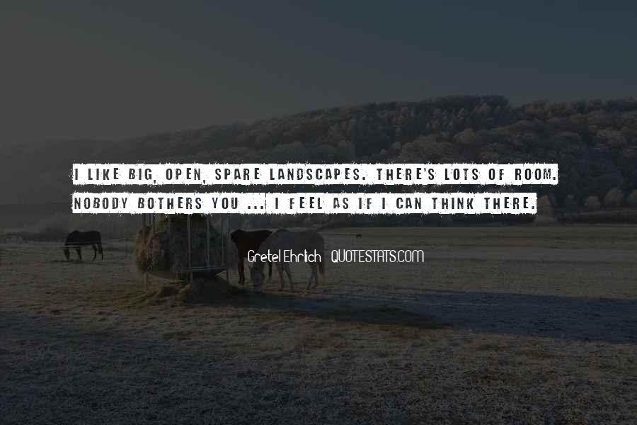 Gretel Ehrlich Quotes #676525