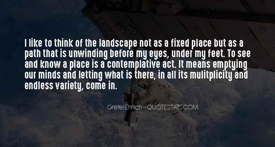 Gretel Ehrlich Quotes #695147