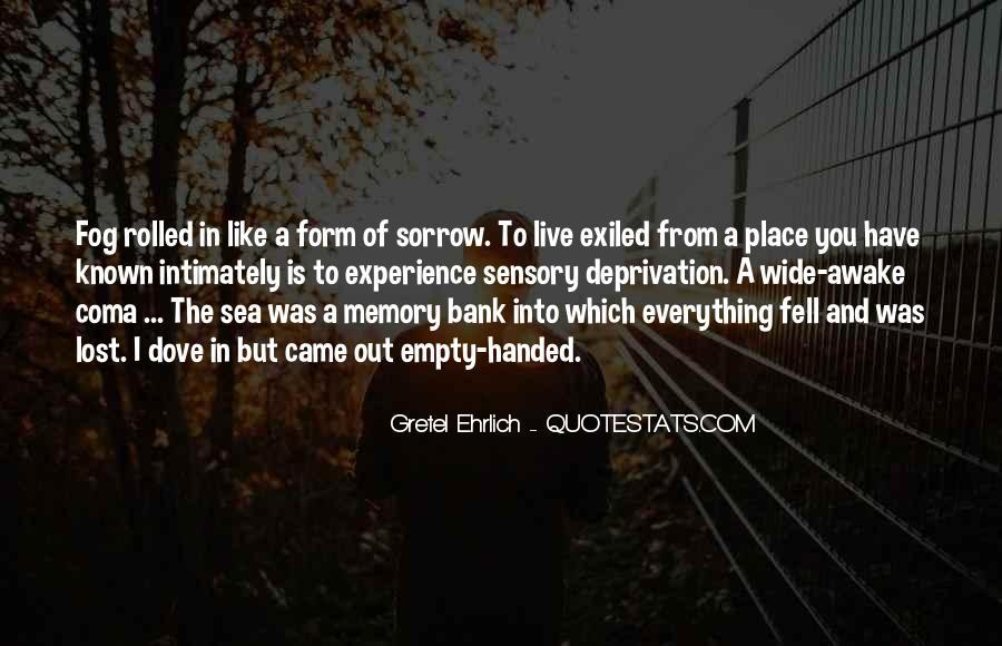 Gretel Ehrlich Quotes #861471