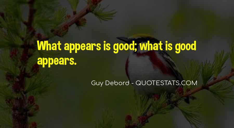 Guy Debord Quotes #1167527