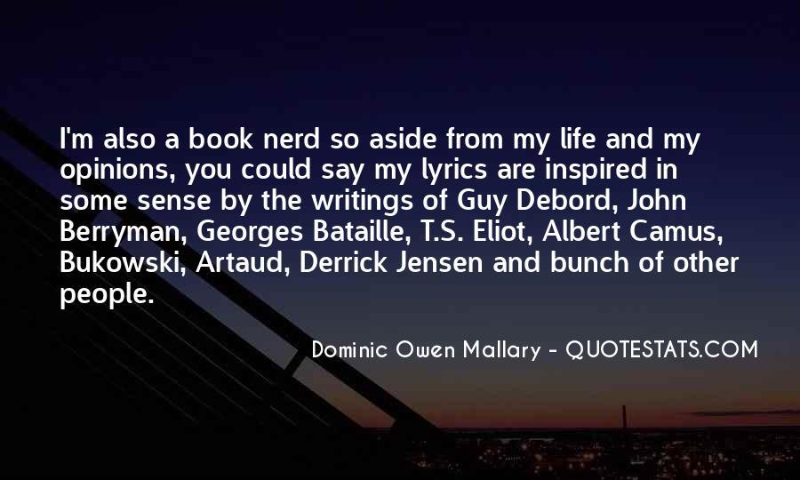 Guy Debord Quotes #1174042