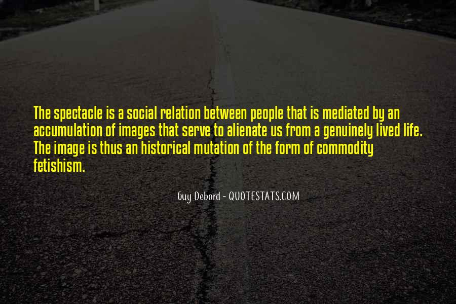 Guy Debord Quotes #1218693