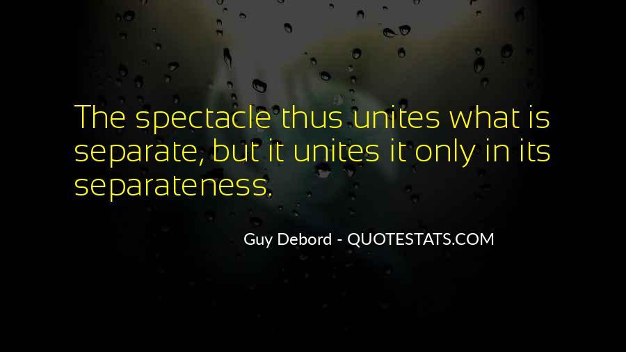 Guy Debord Quotes #1245247