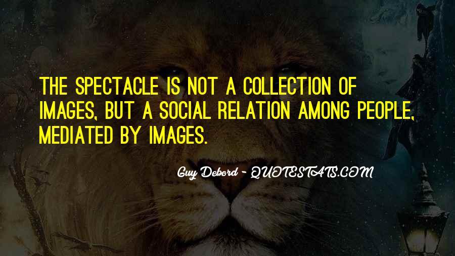 Guy Debord Quotes #1312229