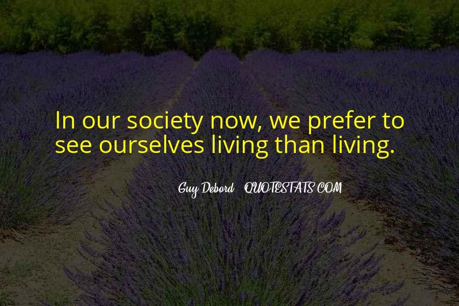 Guy Debord Quotes #1340241