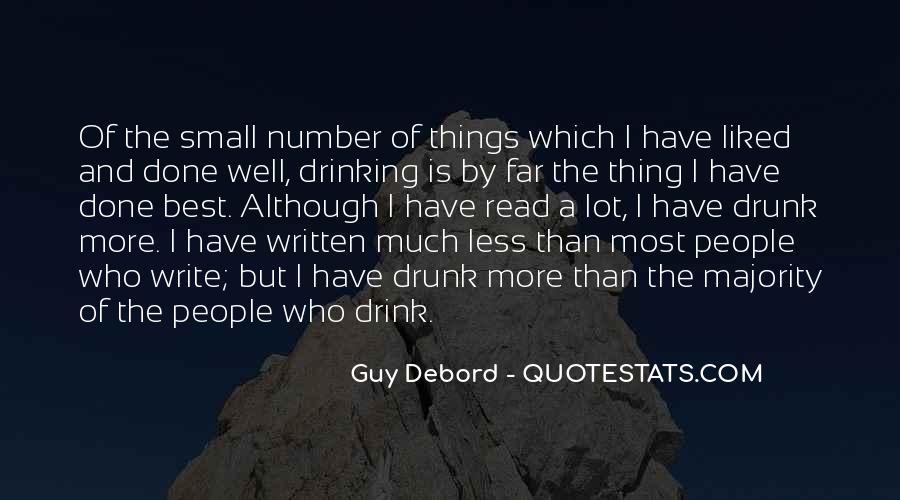 Guy Debord Quotes #134634
