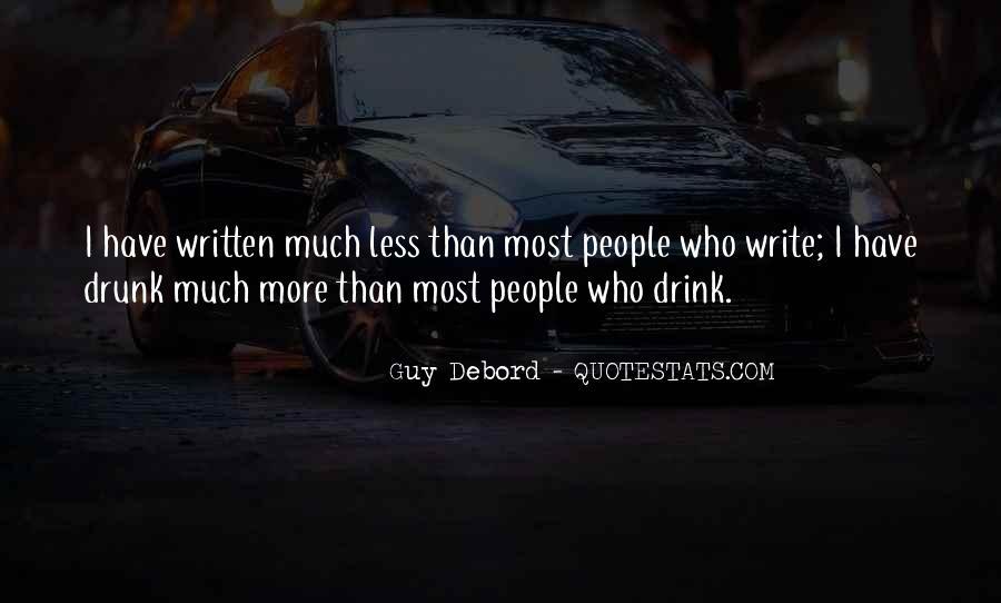 Guy Debord Quotes #1361274