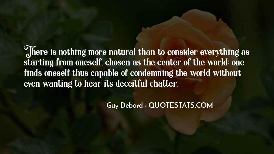 Guy Debord Quotes #1532292