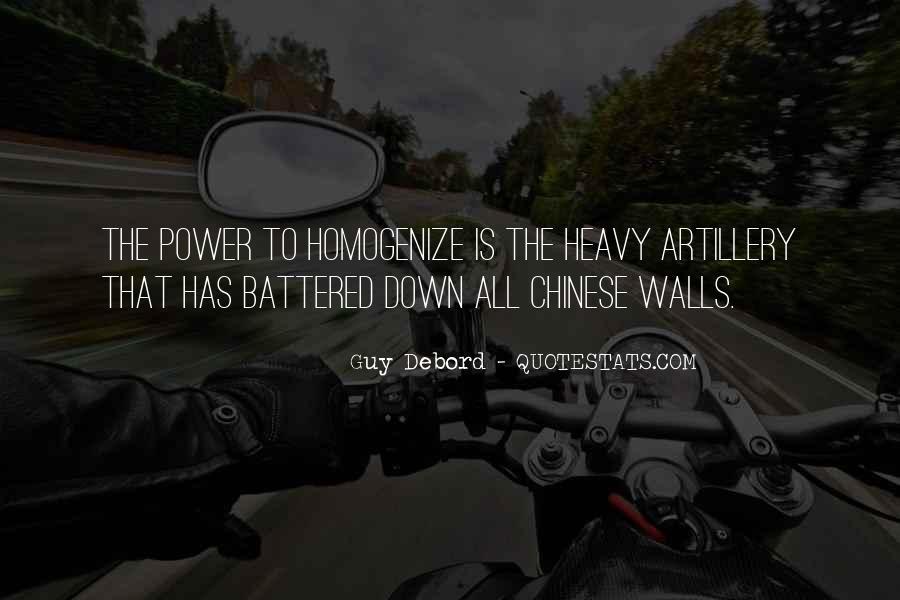 Guy Debord Quotes #1585320