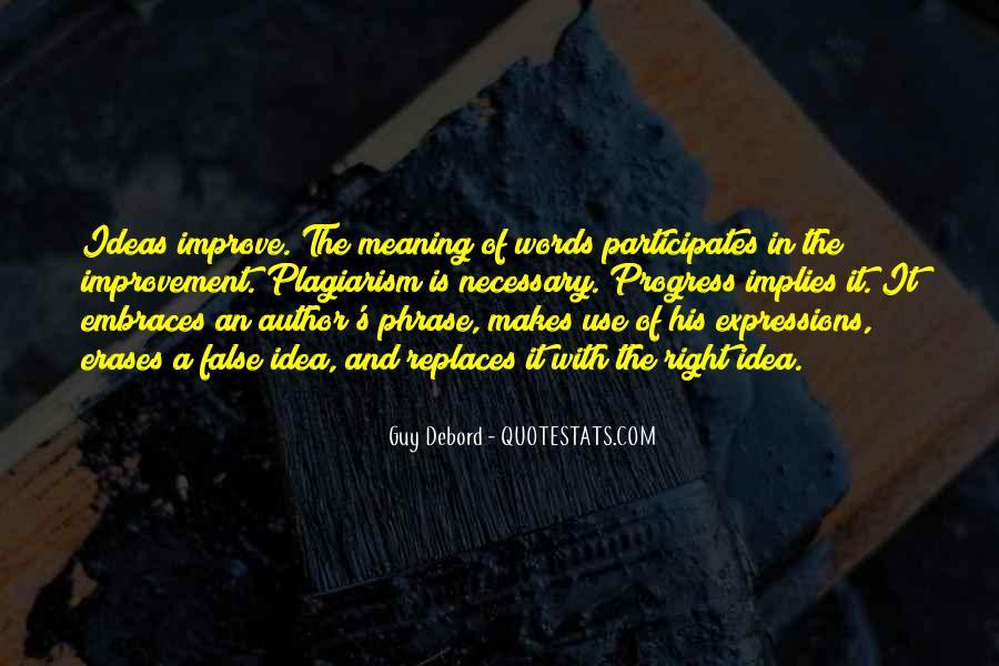 Guy Debord Quotes #1680447