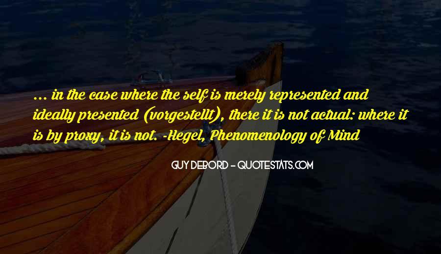 Guy Debord Quotes #1745463