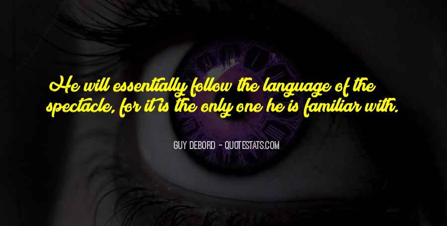 Guy Debord Quotes #345423