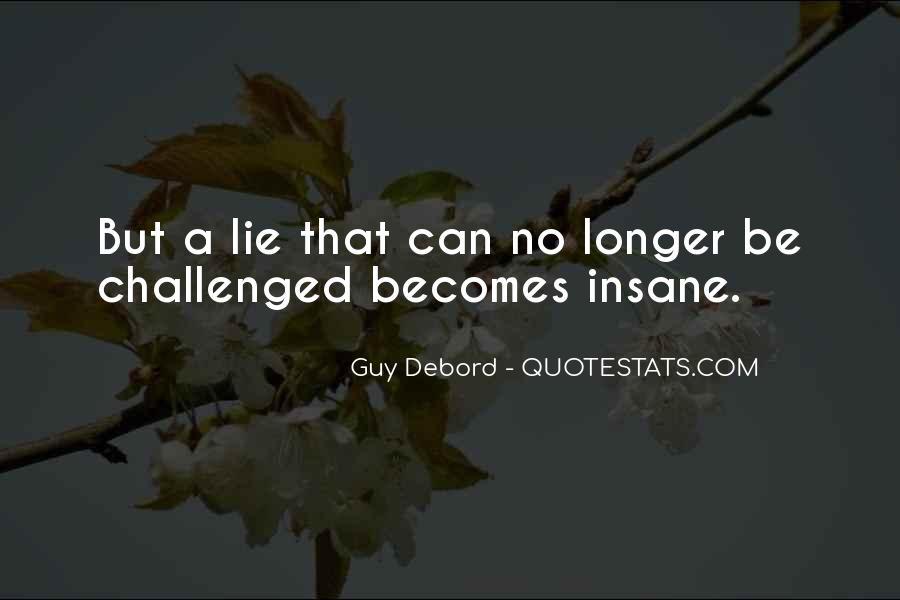 Guy Debord Quotes #382106