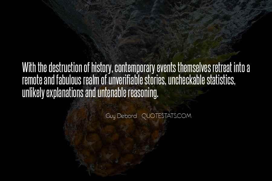 Guy Debord Quotes #417534