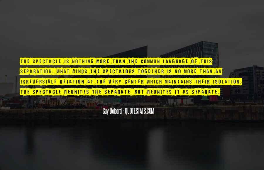 Guy Debord Quotes #614217