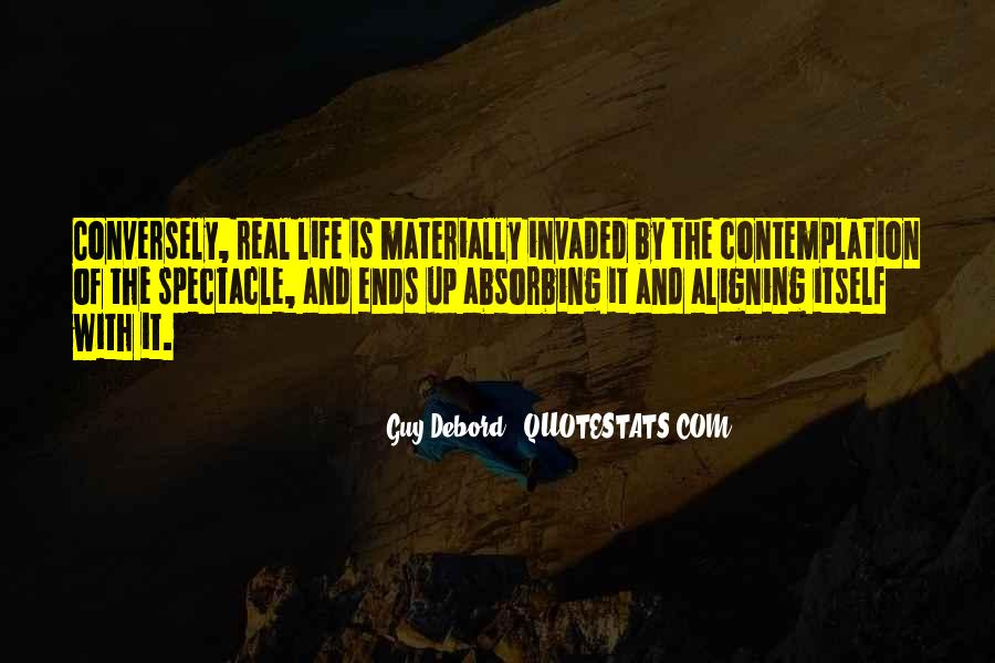 Guy Debord Quotes #879655