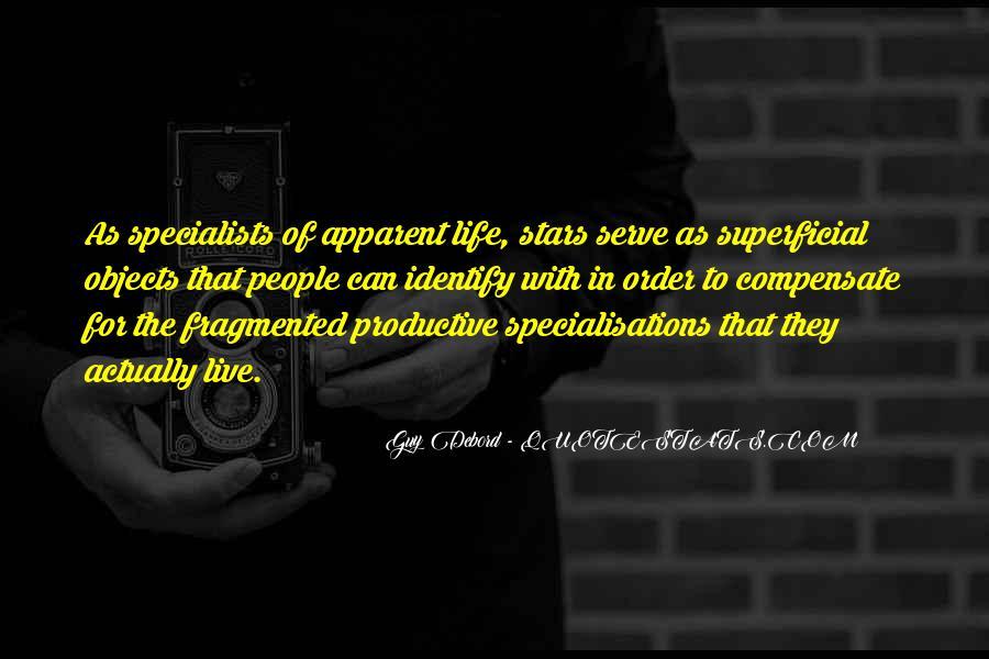 Guy Debord Quotes #94171