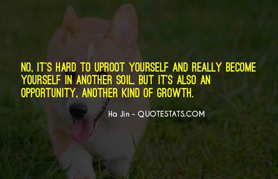 Ha Jin Quotes #1342852