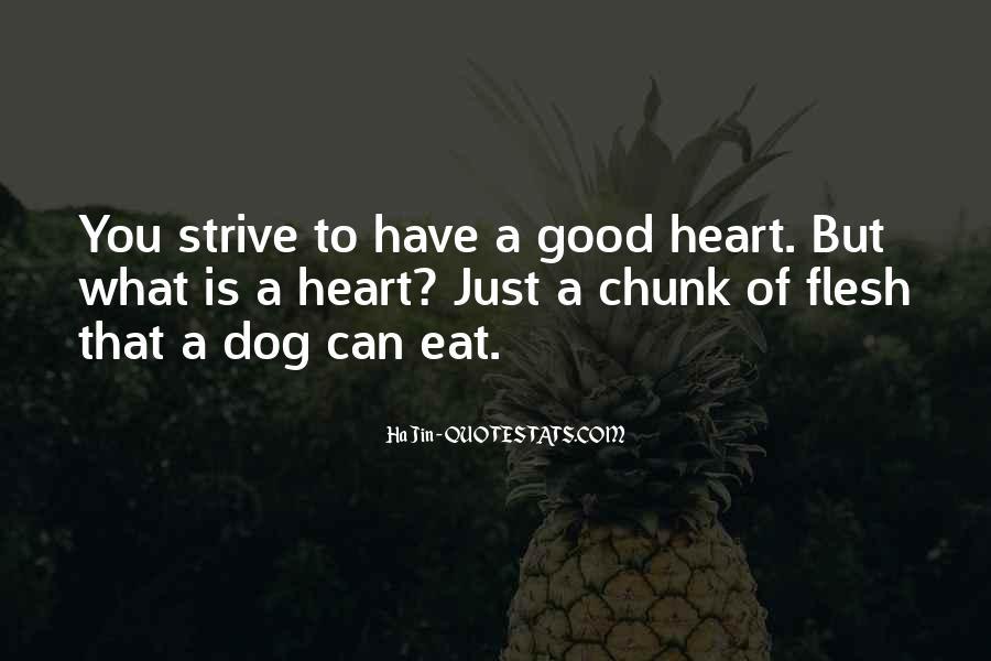 Ha Jin Quotes #138183