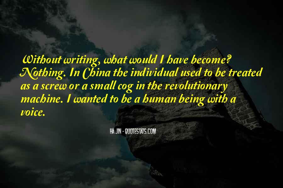 Ha Jin Quotes #1502490