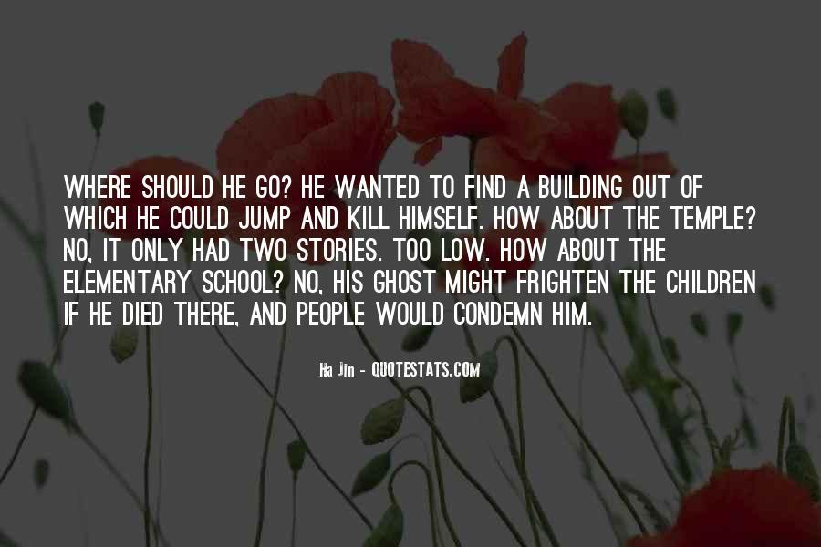 Ha Jin Quotes #197583