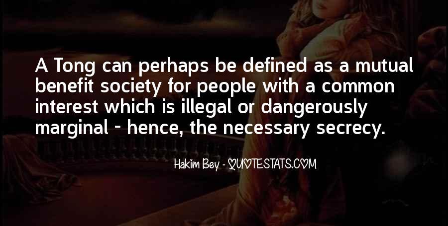 Hakim Bey Quotes #1339039