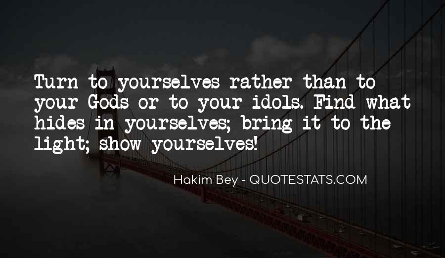 Hakim Bey Quotes #1489829