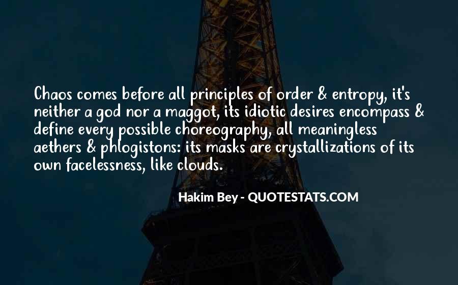 Hakim Bey Quotes #161205