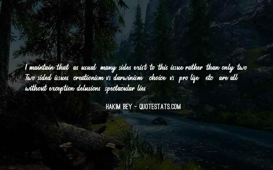 Hakim Bey Quotes #1850929