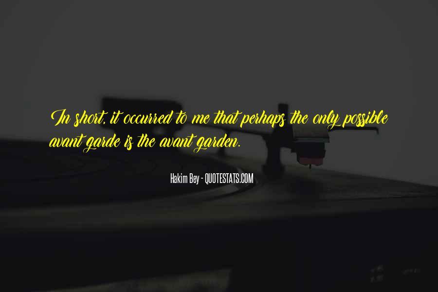 Hakim Bey Quotes #703126