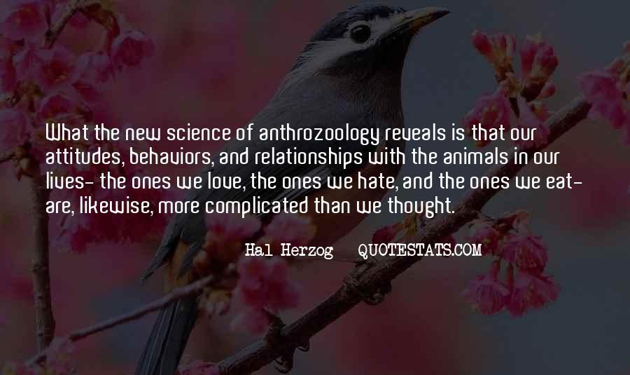 Hal Herzog Quotes #365932