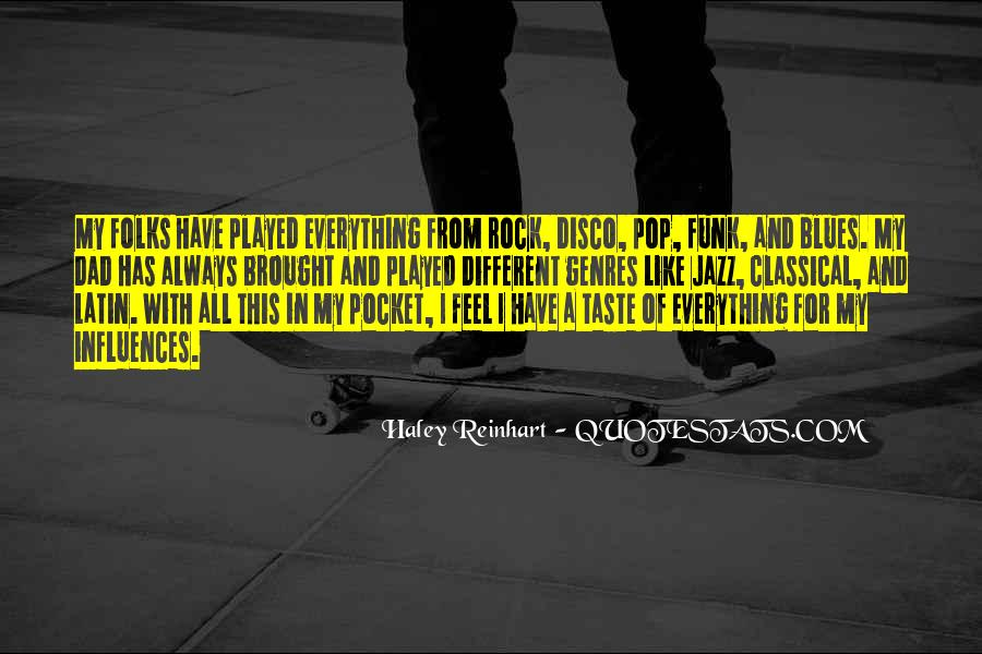 Haley Reinhart Quotes #1860595