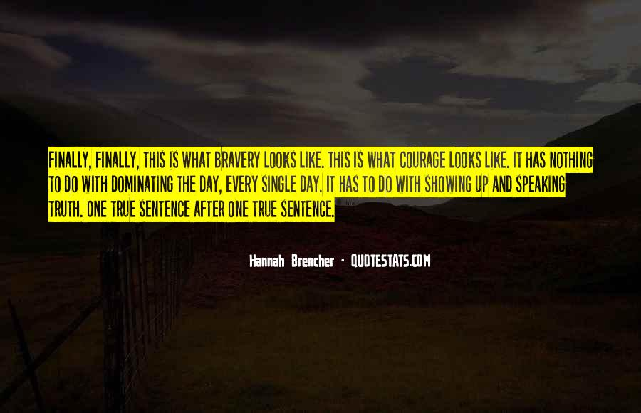 Hannah Brencher Quotes #1005561