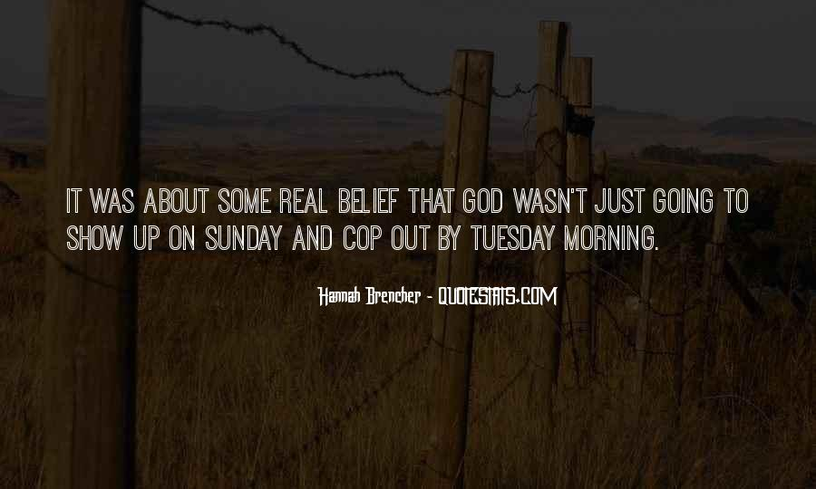 Hannah Brencher Quotes #1337544