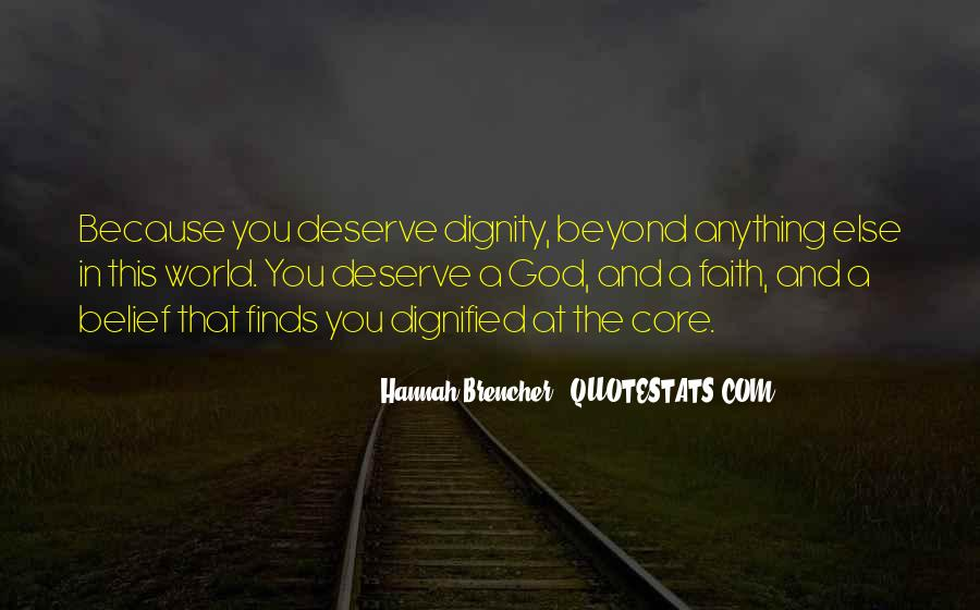 Hannah Brencher Quotes #184431