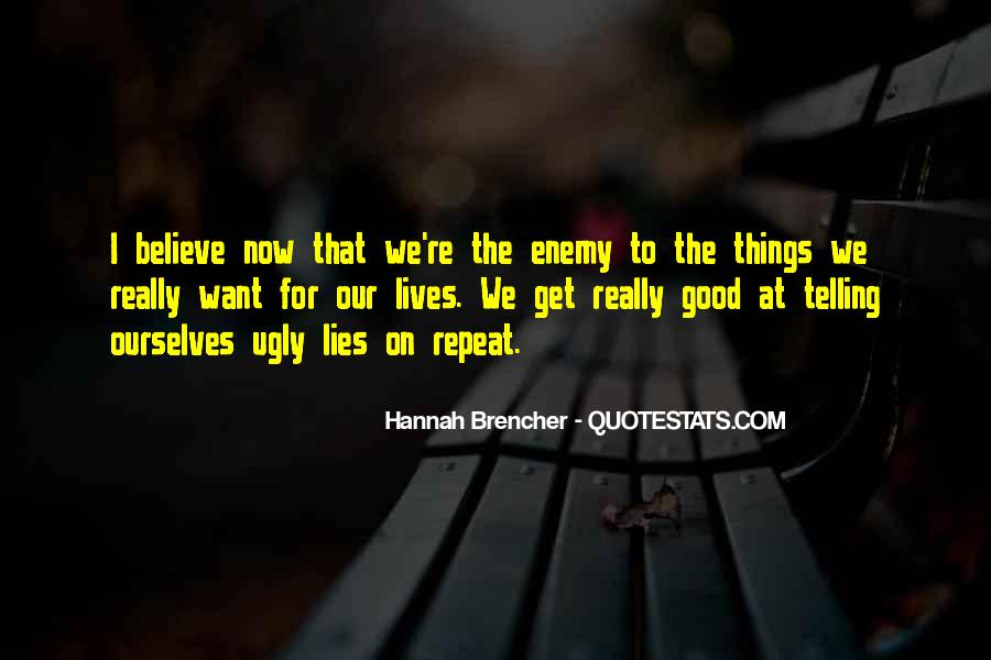 Hannah Brencher Quotes #349001